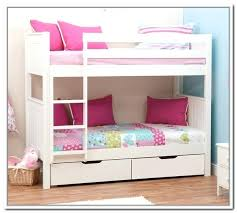 white bunk bed with stairs. Wonderful Bed Bunk Beds With Storage Drawers White Two  Underneath Also Wooden Stairs Inside White Bunk Bed With Stairs
