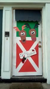 Christmas Office Door photo - 10