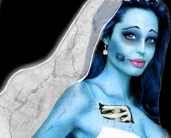and if you ve followed the steps of this instructable your photo should imitate emily s look from corpse bride