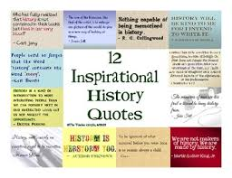 Quotes For Teachers From Students Beauteous 48 Inspirational History Quotes By The Teacher Couple TpT