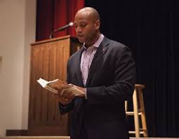 Best-selling author Wes Moore speaks at OU | News | oudaily.com