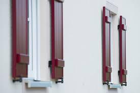 Aluminium Fensterläden Maderböck