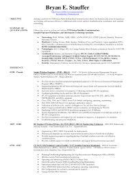 Resume For Science Majors Microsoft Office Computer Skills Resume