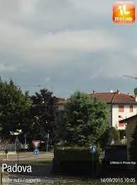 Foto meteo - Padova - Padova ore 10:05 » ILMETEO.it