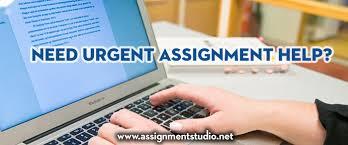 urgent assignment help assignment studio urgent assignment help