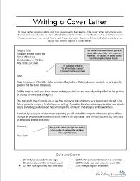 make cover letter