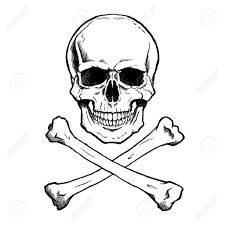 Skull And Bones Coloring Pages Best Of Crossbones Kids 10241024