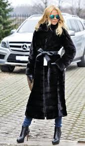 mink furs gianfranco ferre mink fur coat