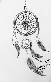 Pictures Of Dream Catchers To Draw Drawings Of Dreamcatchers Drawings Nocturnal 9