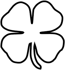 Small Picture Shamrock Clip Art Free PrintableClipPrintable Coloring Pages