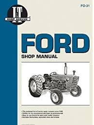 com ford tractor main wiring harness volt cnnnr ford shop manual series 2000 3000 4000 < 1975 i t shopservice
