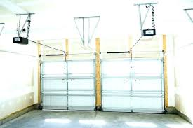 how much does it cost to install a garage door inspirational labor cost to install garage