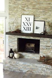 stone around fireplace love the colour of for my dining room should i put ceramic tile