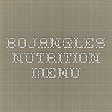 Bojangles Calorie Chart Bojangles Nutrition Menu Nutritional Restaurant Survival