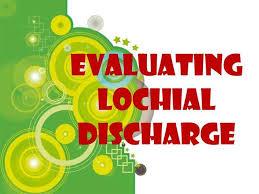 Evaluating Lochial Discharge Authorstream