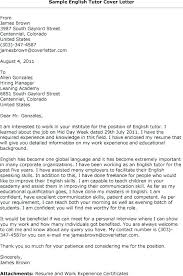 Ideas Collection Cover Letter For English Teacher Teacher Cover