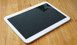 Mijn samsung tablet laad niet meer op