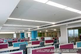 office lighting design. Slide_4. Innovative Lighting Design Office N