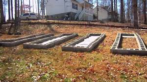 Small Picture Cinder Block Raised Beds YouTube
