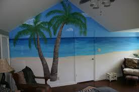 Palm Tree Bedroom Decor Sunset Beach Wall Mural Wallpaper Mural Ideas 13499 Backyard