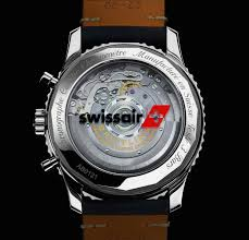 Thoughts Edition Swissair New Navitimer Breitling Release With
