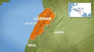Lübnan'ın başkenti Beyrut harita ile ilgili görsel sonucu