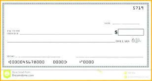 Business Checks Check Template Free Printable For Printing