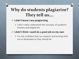 academic honesty the legal and ethical use of information ontario what counts as plagiarism academic dishonesty