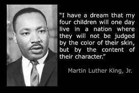 Martin Luther King Jr I Had A Dream Quote