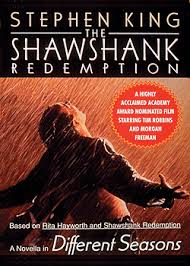 reading journal after reading rita hayworth and shawshank rita hayworth and shawshank redemption by stephen king suggested how hope can change everything being able to maintain hope even in the most hopeless
