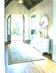 foyer area rug size entryway rugs ideas round home renovation for kitchens foyer area rug size