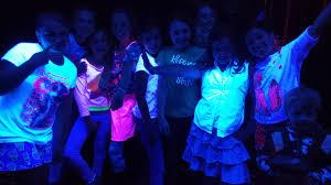 Free Glow in the Dark Dance Party for Kids! presented by DF Dance Studio |  NowPlayingUtah.com