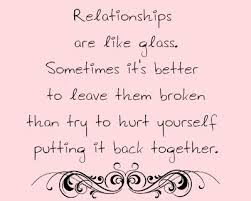 Broken Relationship Quotes Enchanting 48 Magnificient Broken Heart Quotes