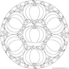 Mandala Coloring Pages For Kids Mandala Art Coloring Pages Heart