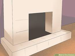 image titled tile a fireplace step 17