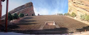 Red Rocks Concerts Denver Broomfield Morrison
