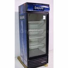 used true refrigerator. Modren Used Used True 26 Cu Ft Glass Door Bev Merchandiser Cooler W Dasani Logo  GDM To Refrigerator