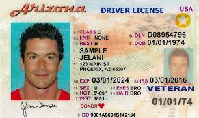 Driver's Veterans Now License Card Arizona Id Get Homeless Can Free