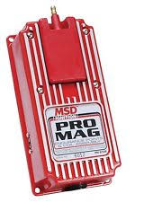 msd pro mag parts accessories msd ignition 8106 pro mag points box