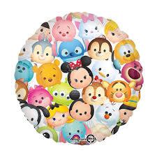Tsum Tsum All Disney Character Stitch Foil Balloon 18inch