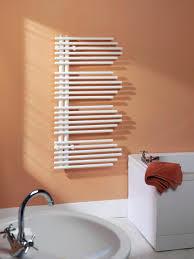Hot water towel radiator / metal / contemporary / vertical - ONICE LATO