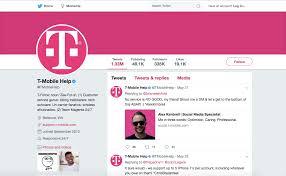 Tmobile Custumer Service These 5 Tech Companies Lead In Social Media Customer Service