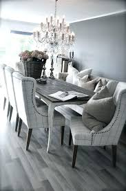 perfect ideas grey fabric dining room chairs with goodly about black material