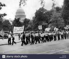 Bonus Army Bonus Army Parade In Washington Dc Members Of The Rank And File