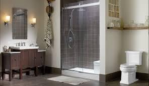 Remodeled Bathroom Showers Best Small Bathroom 48 Bathroom Remodeling Solutions KOHLER