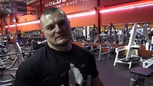 Guerrilla Strongman GUY FULTON Trains 4 Arnold! - YouTube