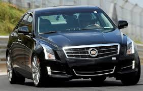 Cadillac Ats Goes From To Mph In Under Seconds