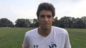 Boys Soccer Video: Brett Rojas of Seton Hall Prep - YouTube