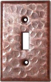 copper switch plate covers light cover enamel copper light switch plates91