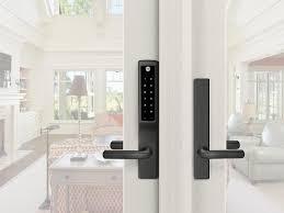 andersen offers smart locks for patio